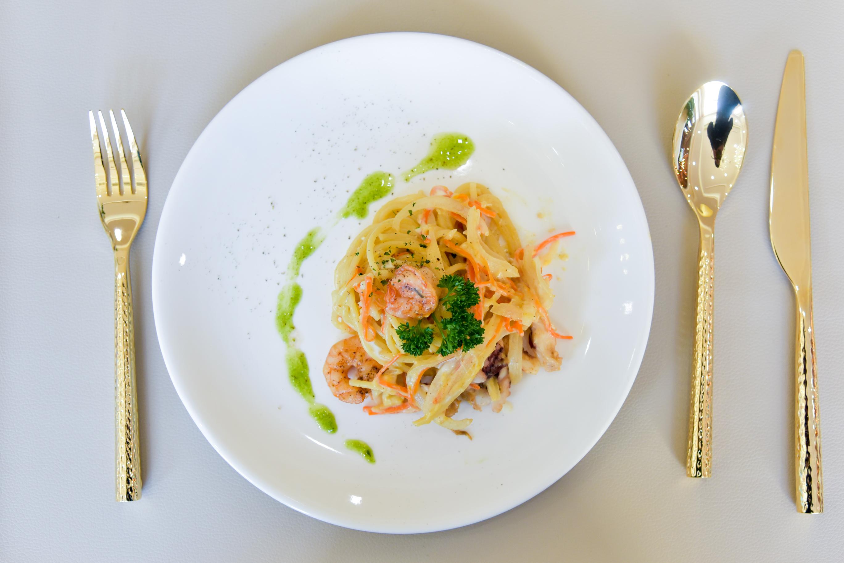 青岛西餐培训学校可以学到的用餐礼仪